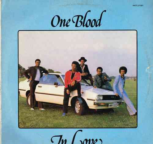 ONE BLOOD-in love