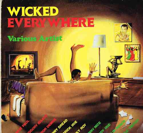 VARIOUS-wicked everywhere