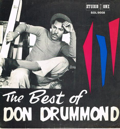 DON DRUMMOND-the best of don drummond