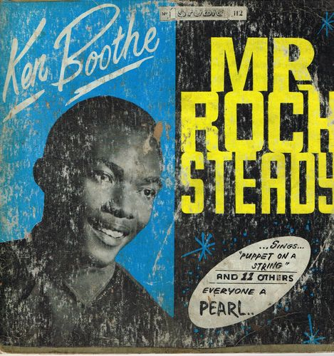 KEN BOOTHE-mr rock steady