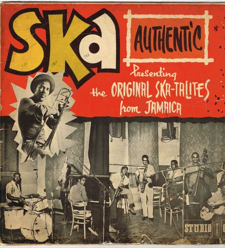 SKATALITES-ska authentic