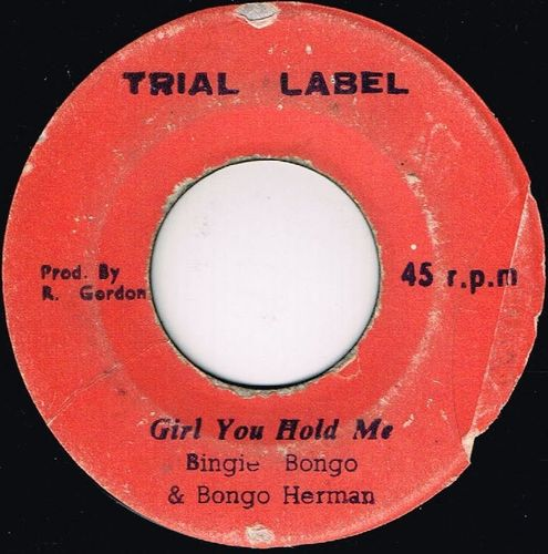 BINGIE BONGO & BONGO HERMAN-girl you hold me