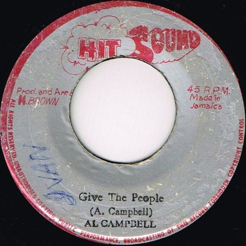 AL CAMPBELL-give the people