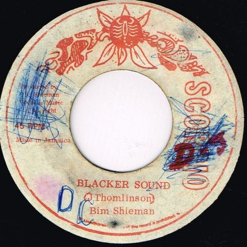 BIM SHERMAN-blacker sound