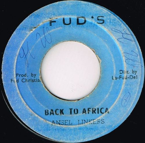 ANSEL LINKERS-back to africa