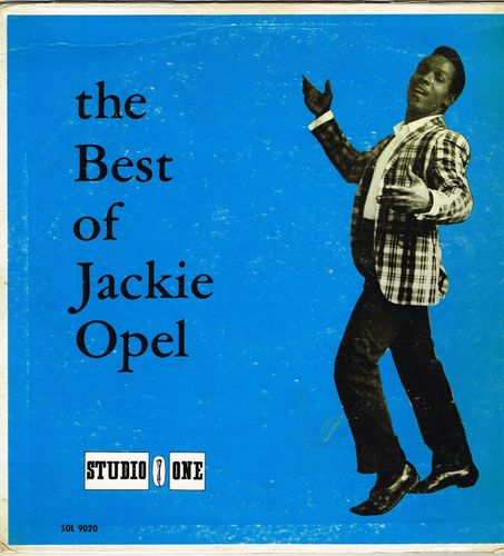 JACKIE OPEL-the best of jackie opel