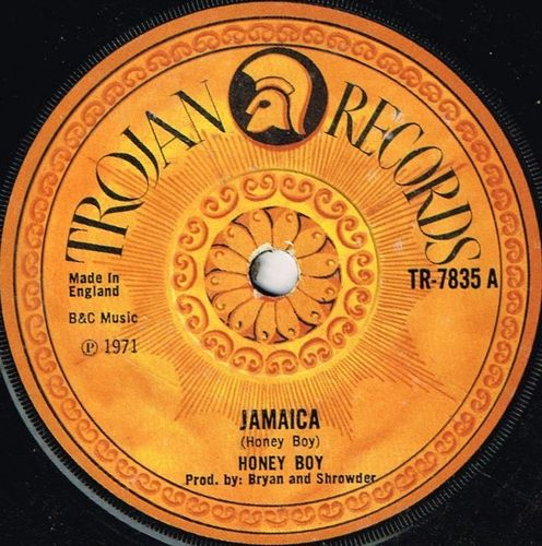 HONEY BOY-jamaica