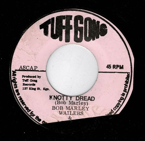 BOB MARLEY-knotty dread