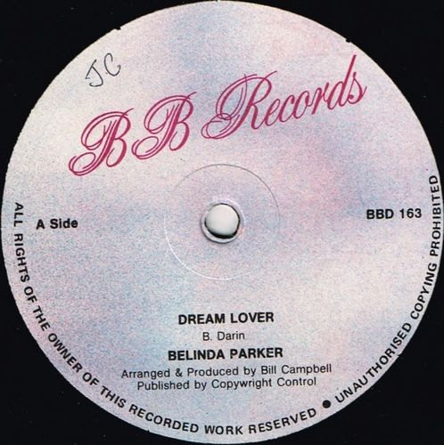 BELINDA PARKER-dream lover
