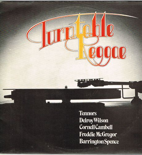 VARIOUS-turntable reggae