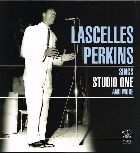 LASCELLES PERKINS-sings studio one & more