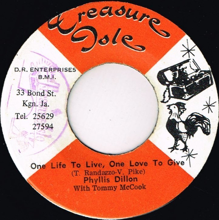 Phyllis Dillon One Life To Live One Love To Give Shm Records
