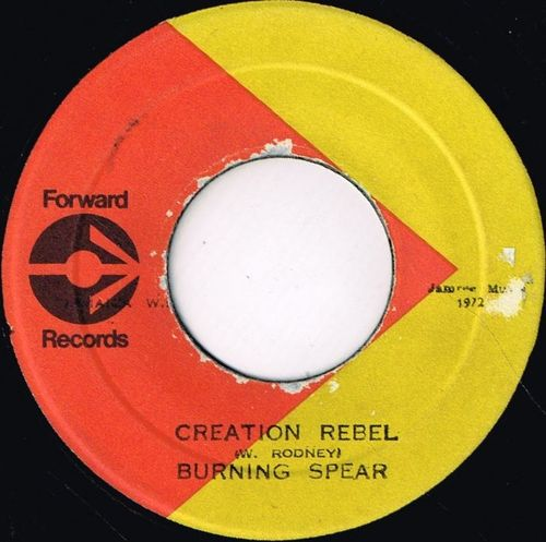 BURNING SPEAR-creation rebel
