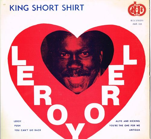 KING SHORT SHIRT-leroy