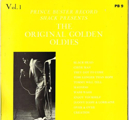 PRINCE BUSTER-the original golden oldies volume 1
