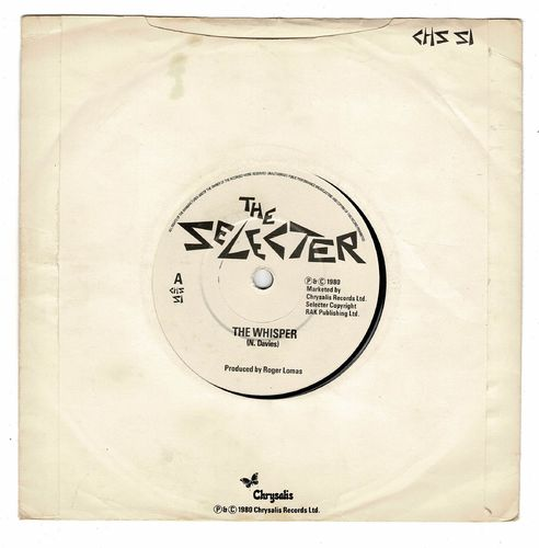 SELECTER-the whisper