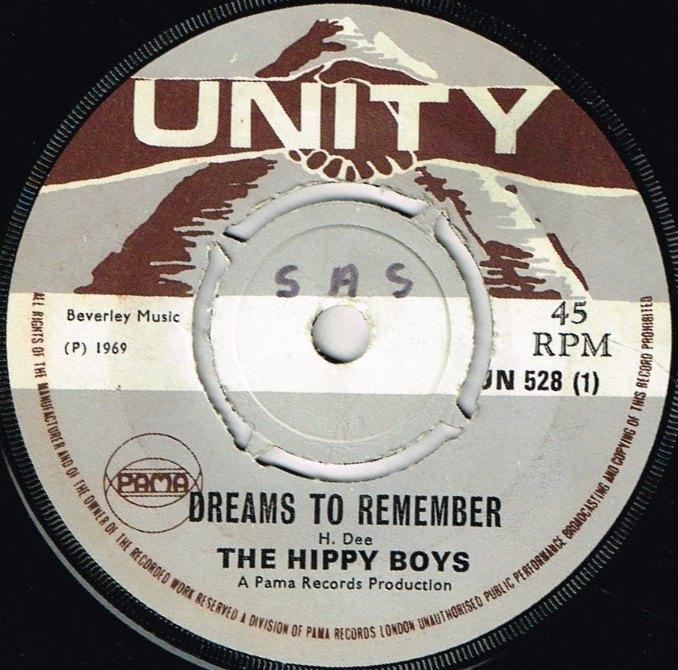 Hippy Boys Dreams To Remember