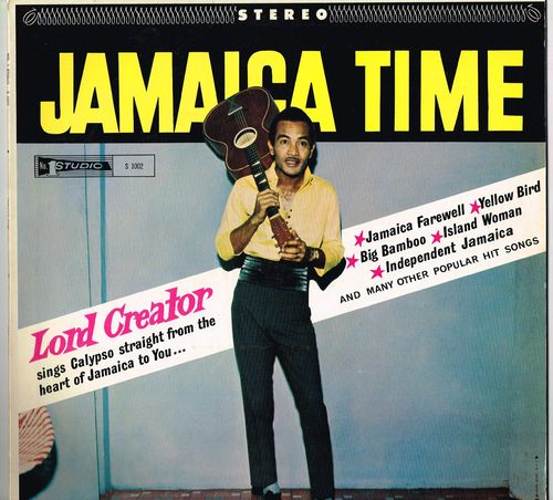 LORD CREATOR-jamaica time
