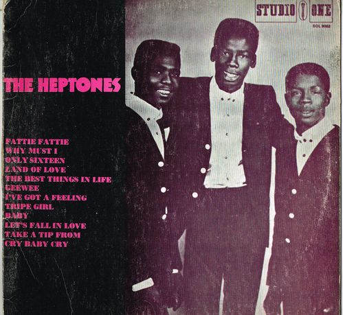 HEPTONES-the heptones