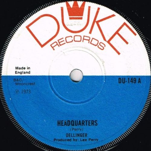 DILLINGER-headquarters