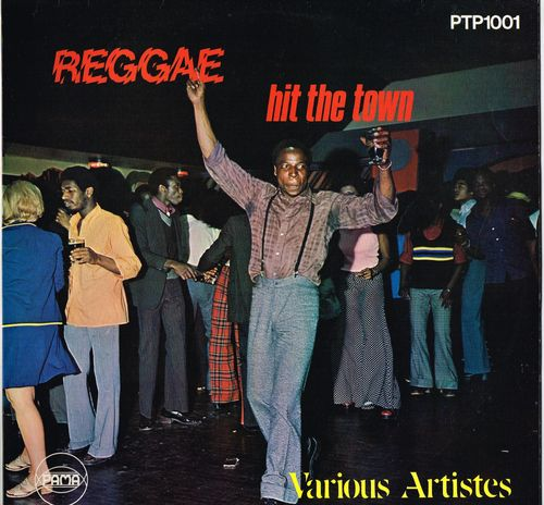 VARIOUS-reggae hit the town