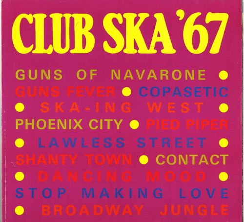 VARIOUS-club ska '67