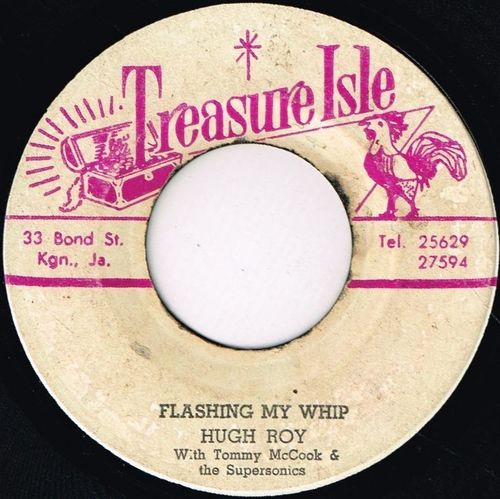U ROY-flashing my whip