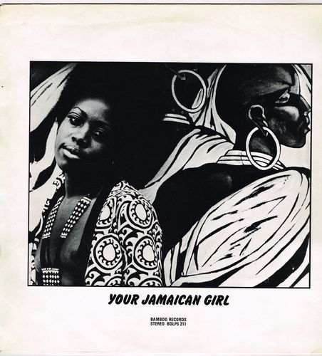 VARIOUS-your jamaican girl