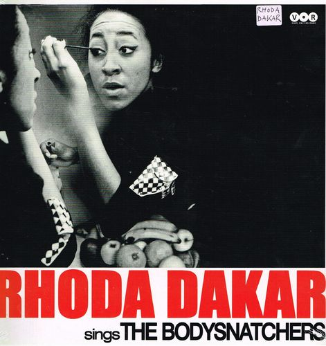 RHODA DAKAR-sings the boy snatchers (new & sealed)