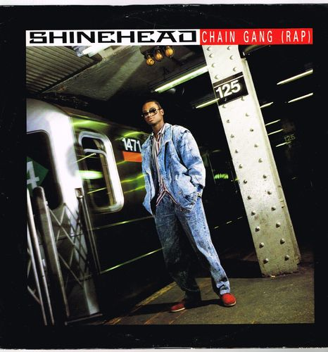 SHINEHEAD-chain gang