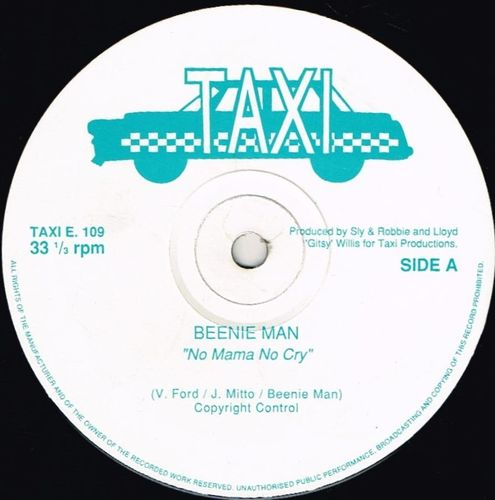 BEENIE MAN-no mama no cry
