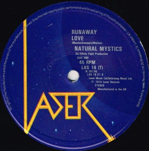 NATURAL MYSTICS-runaway love