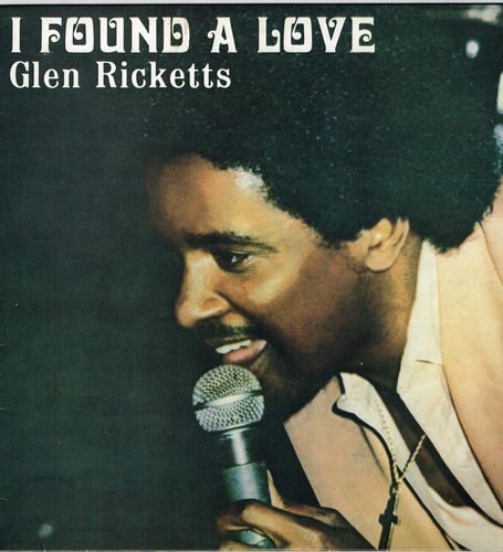 GLEN RICKETTS-i found a love