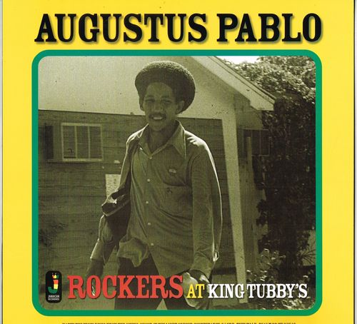 AUGUSTUS PABLO-rockers at king tubby's