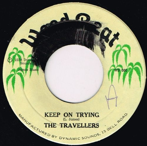 TRAVELLERS-keep on trying