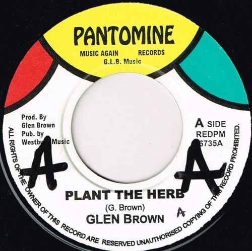 GLEN BROWN-plant the herb