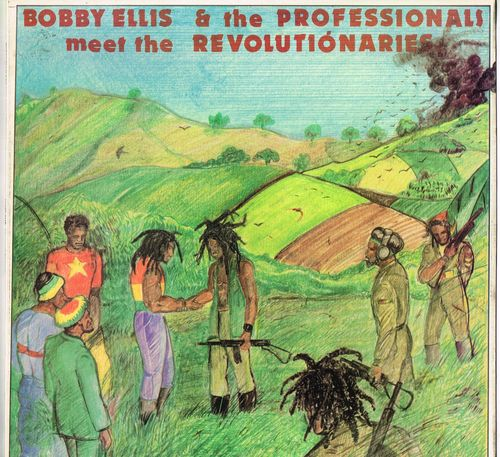BOBBY ELLIS & the PROFESSIONALS meet the REVOLUTIONARIES