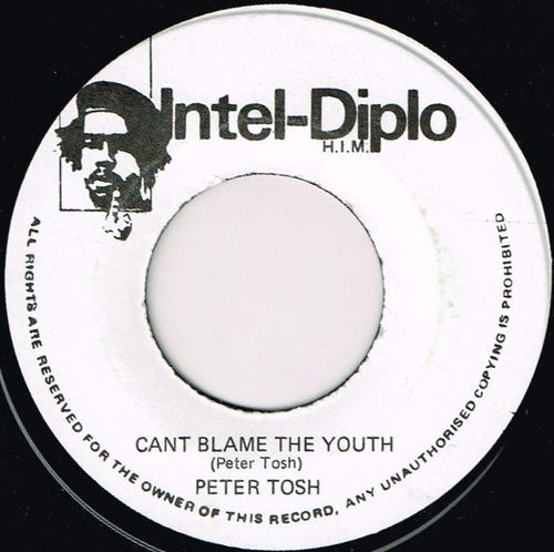 PETER TOSH-can't blame the youth