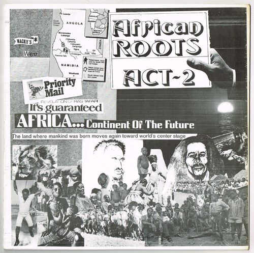 WACKIES RHYTHM FORCE--african roots act 2
