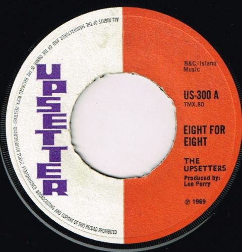 UPSETTERS-eight for eight