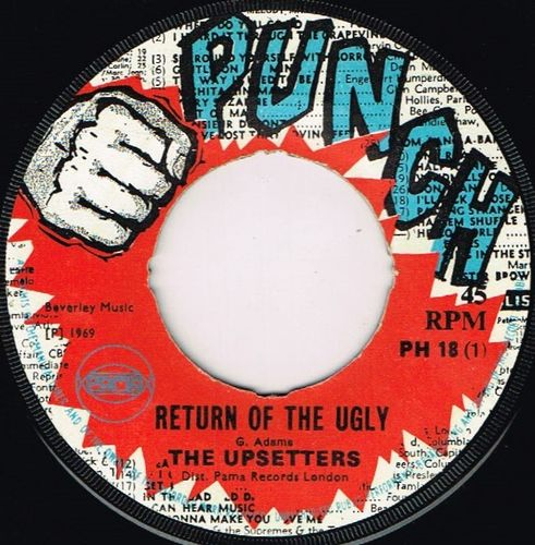UPSETTERS-return of the ugly
