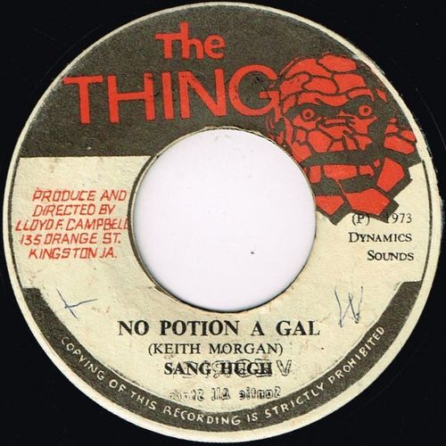 SANG HUGH-no potion a gal