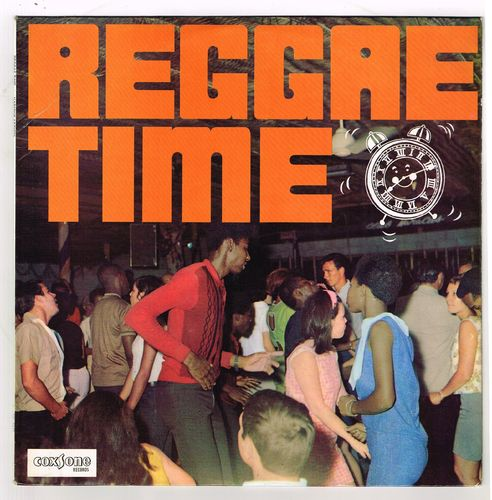 VARIOUS-reggae time