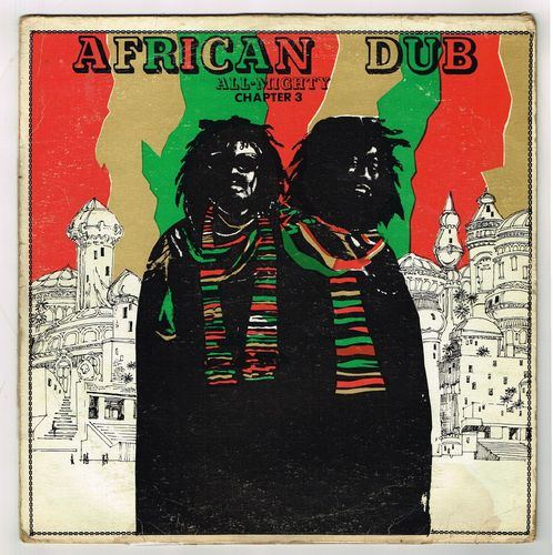 JOE GIBBS & PROFESSIONALS-african dub chapter 3