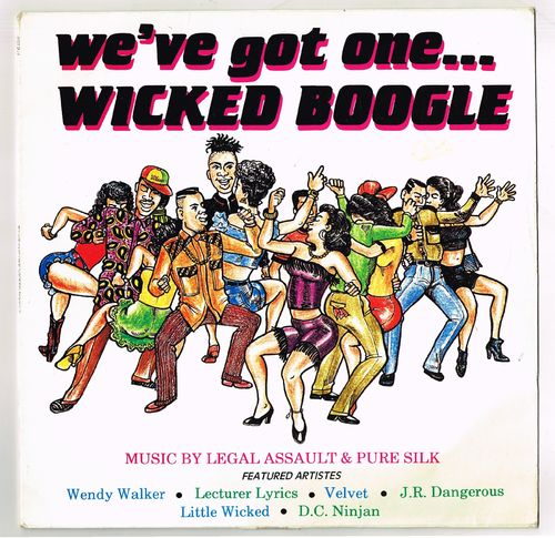 VARIOUS-we've got one wicked boogle