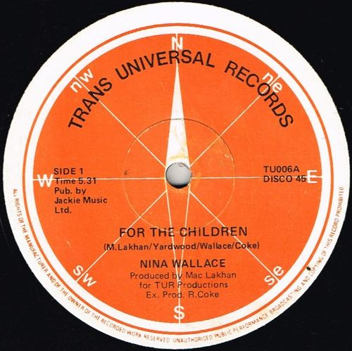 NINA WALLACE-for the children