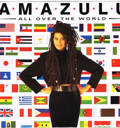 AMAZULU-all over the world