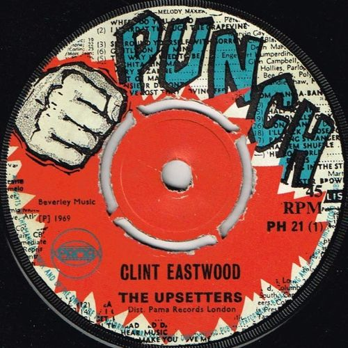 UPSETTERS-clint eastwood