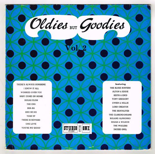 VARIOUS-oldies but goodies volume 2