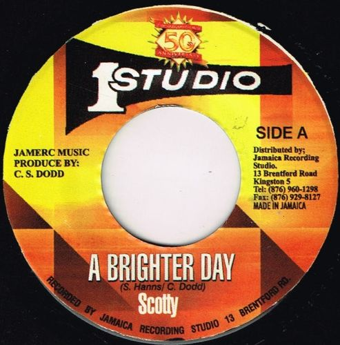 SCOTTY-a brighter day